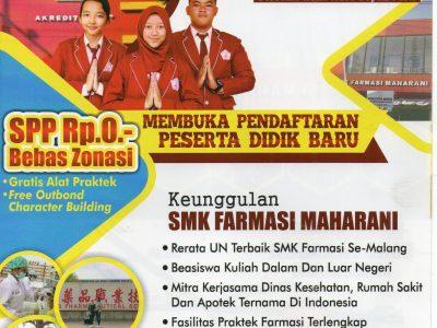 Informasi Pendaftaran Peserta Didik Baru 2020/2021