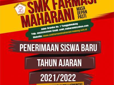 Informasi Pendaftaran Peserta Didik Baru 2021/2022